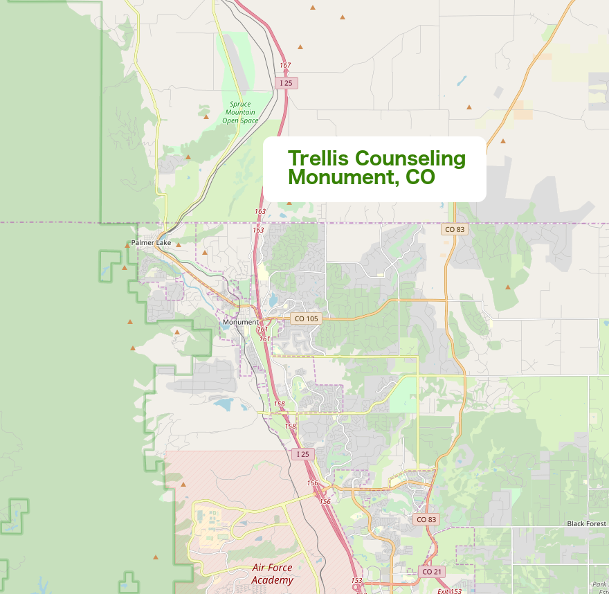 Trellis Counseling Map